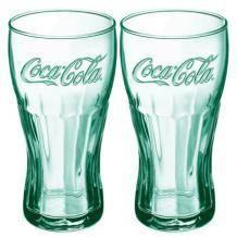 利比 可口可乐玻璃杯 495ml 2只装