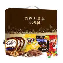 德芙 有芙同享巧克力礼盒    79.9元包邮(需用券)