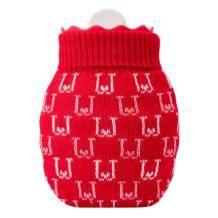 名创优品 注水式热水袋 带针织保护套 29.9元包邮(需用券)
