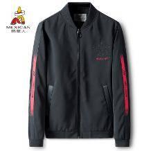 稻草人 男士休闲运动夹克外套109元(券后)