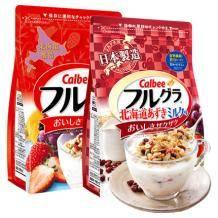 卡乐比 经典味+红小豆牛奶风味水果麦片 700g*2袋80.8元包邮(折40.4元/袋)