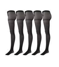 GU 极优 40D连裤袜 5件装 296297 39元