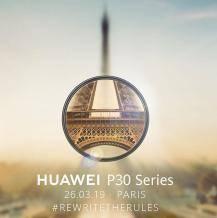 """余承东微博:华为 P30 3.26 法国巴黎确定亮相    再一次""""屠杀""""DXO榜单吗?"""