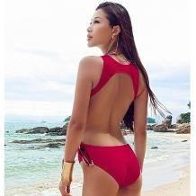 MEMORY BABY ZG02 女士连体露背泳衣 132.8元包邮