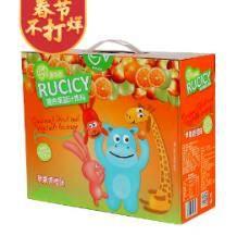鹿西西 复合果蔬汁饮料(苹果香橙味)礼盒装20x125ml29.9元包邮(2人成团)