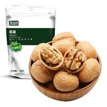 超值白菜:俏香阁 坚果炒货 薄皮核桃 158g/袋1元(限购2件)