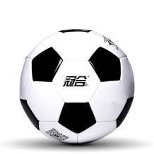 冠合 运动足球 4号 送打气筒+气针*2+网兜