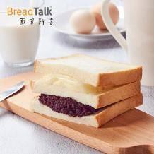 面包新语 紫米夹心面包 1100g/整箱