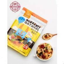 滋妍堂 水果燕麦片 500g 12.9元包邮(需用券)