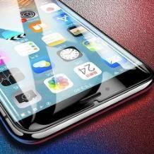 蓝钻贵族 iPhone钢化膜 5-8p 非全屏1元包邮(需用券)