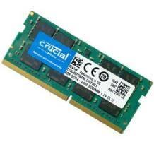 crucial 英睿达 DDR4 2666/2400 8GB 笔记本内存条274元包邮(需用券)