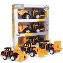 亿青玩具 儿童玩具工程车 3只装 19.9元包邮(需用券)