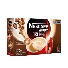 雀巢 1+2特浓咖啡 30条 25.9元包邮(券后)