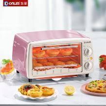 东菱 家用电烤箱 12L 69元包邮(需用券)
