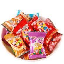 金丝猴 散装牛奶糖500g 14.8元包邮(需用券)
