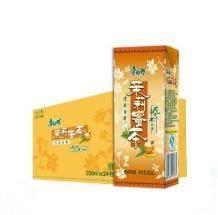限上海/江苏:康师傅 茉莉蜜茶 250ml*24盒15元包邮(2件起售)