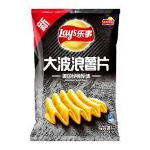 限地区: Lay's 乐事 大波浪薯片 原味 70g    2.90元