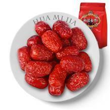 花蜜家 新疆特产红枣 灰枣500g*2袋 休闲零食 若羌红枣