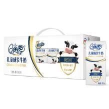 限上海:伊利 QQ星儿童成长牛奶(健固型)190ml*15盒26.5元