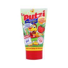 25日0点、凑单品:Putzi 璞慈 可吞咽婴幼儿牙膏 草莓味 50ml 9.9元包邮