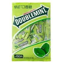 綠箭 原味薄荷味口香糖 100片 300g 19.9元包郵