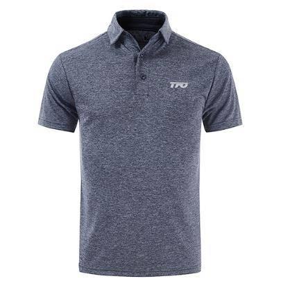 TFO 美国 男速干T恤polo衫    79.5元包邮(1件5折后)