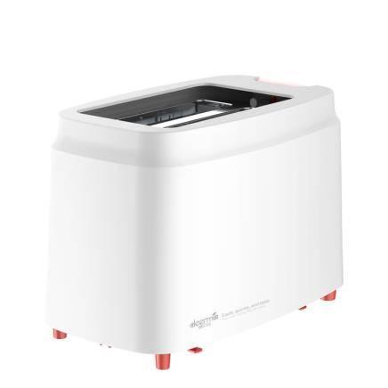 德尔玛(DEERMA) 多士炉 SL261便捷调温加热烘烤器 49.9元包邮(需拼团)