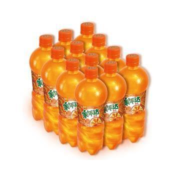 限地区:美年达 Mirinda 橙味 汽水碳酸饮料 1L*12瓶32.9元