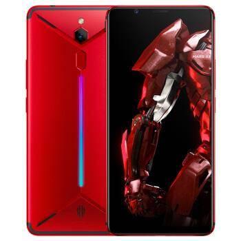 30日10点: nubia 努比亚 红魔Mars 电竞手机 烈焰红 8GB+128GB2429元包邮(需用券)