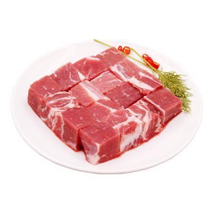 伊赛 澳洲进口牛腩块 2斤*2件