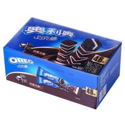 奥利奥(Oreo)巧克棒 巧克力味威化饼干 46条装