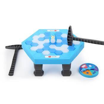 知识花园 拯救企鹅 敲冰玩具12.9元包邮(需用券)