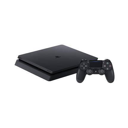 25日0点、前1小时: SONY 索尼 PlayStation 4 Slim 游戏机 500GB