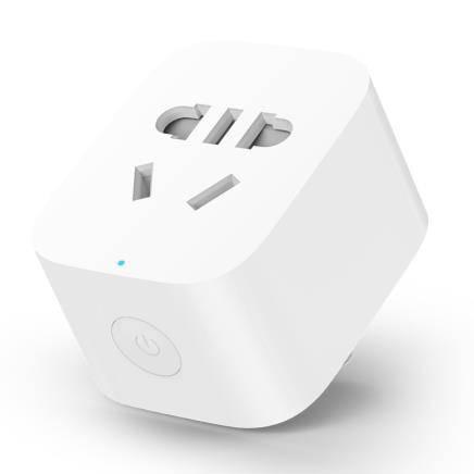 移动端:MIJIA 米家 智能插座 WiFi版45元包邮(2人拼购)