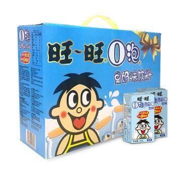 旺旺 O泡果奶味饮料 原味 125ml*20包*3件