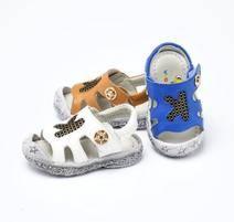 wua.wua 男童軟底涼鞋 23.9元包郵