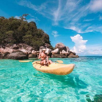 小众海岛游 全国多地-泰国丽贝岛5天4晚自由行