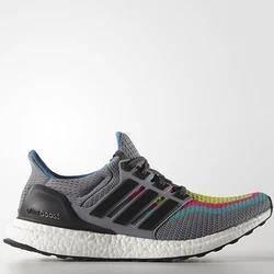 19日0点: adidas ultra boost m AQ4003 男子跑步鞋 *2双    813.3元(合406.65元/双)