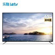 15日0點:Letv 樂視 Y65 65英寸 4K 液晶電視 2499元包郵(需用券,曬單贈30元E卡)