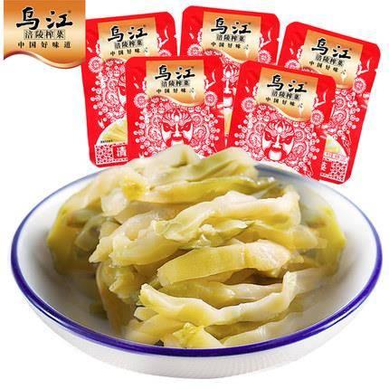 乌江 涪陵榨菜丝 15g*90袋 *2件
