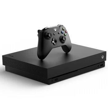 Microsoft 微软 Xbox One X 1TB 游戏主机 2999元包邮