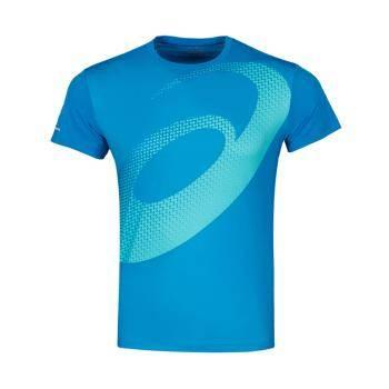 ASICS 亚瑟士 2011A134 男款运动T恤 *2件    126.4元包邮(合63.2元/件)
