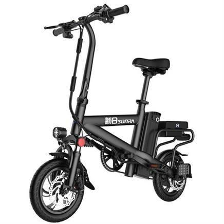 SUNRA 新日 V6 折叠电动自行车 1799元包邮