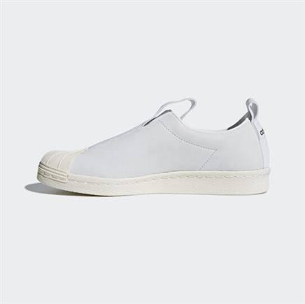 19日0点: adidas 阿迪达斯 SUPERSTAR BW3S SLIPON 一脚蹬休闲运动鞋 *2件