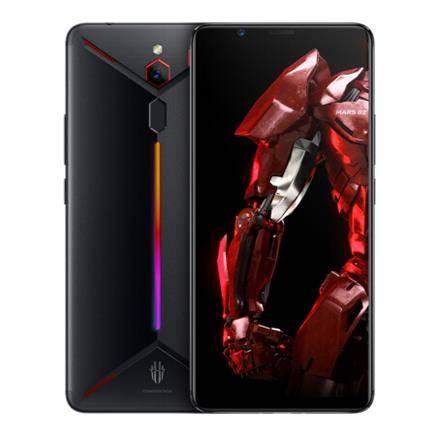 nubia 努比亚 红魔 Mars 电竞手机 曜石黑 8GB+128GB2039元包邮(需用券)