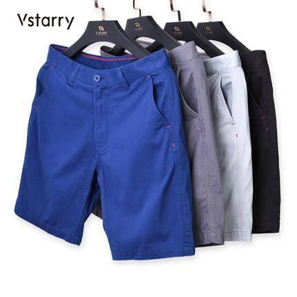 10点开始:VSTARRY 男士休闲五分裤