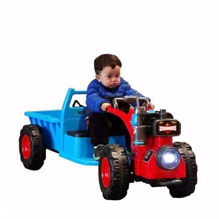 ZIPPYMAT 儿童手扶拖拉机电动车    388元包邮(双重优惠)