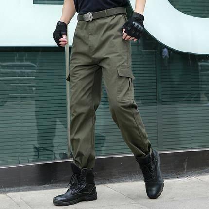 劲门 劳保服裤子 S-3XL码可选8.5元包邮(需用券)