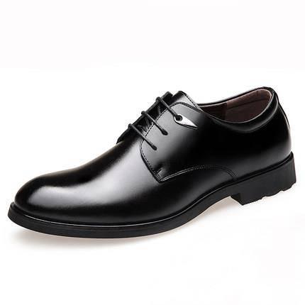 悠特范 男士皮鞋 37-44码可选 19.9元包邮(需用券)