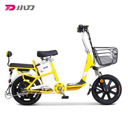 27日0点: XDAO 小刀电动车 TDR-1602Z 电动自行车 1399元包邮(需用券)